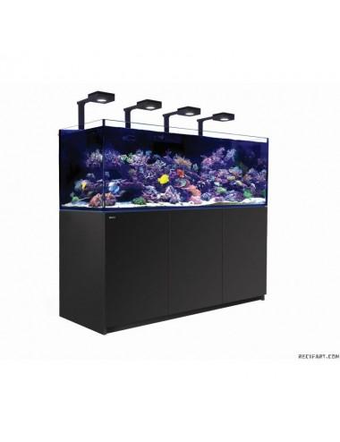 RED SEA - Reefer Deluxe XXL 750 - Noir - (4 ReefLED 90 et 4 potences)