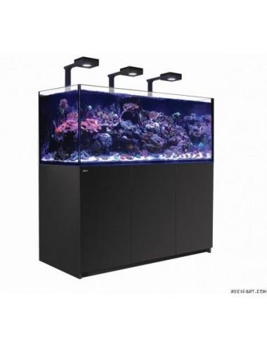 RED SEA - Reefer Deluxe XXL 625 - Noir - (3 ReefLED 90 et 3 potences)