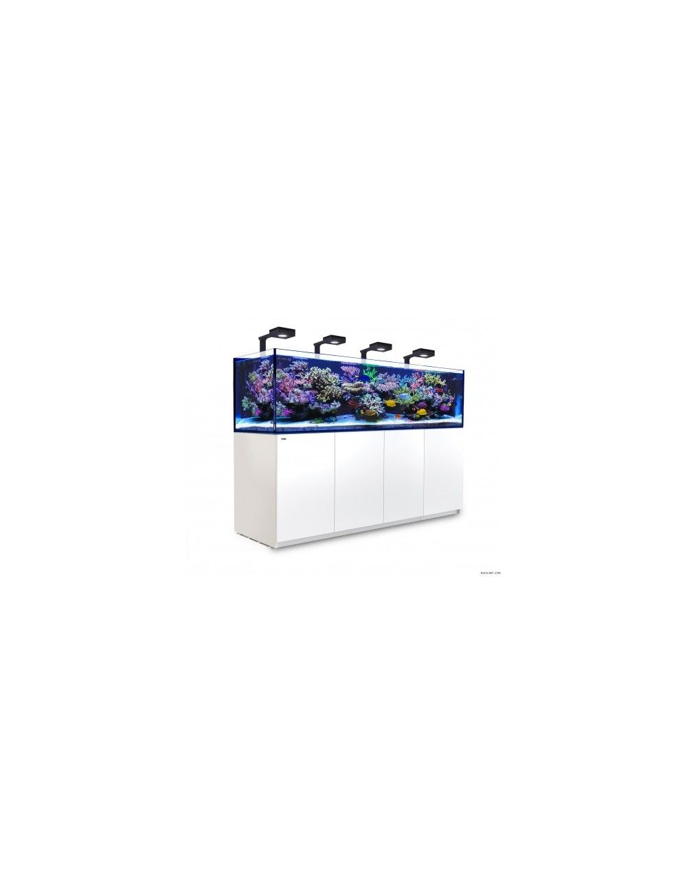 RED SEA - Reefer Deluxe 3XL 900 - Blanc - (4 ReefLED 90 et 4 potences)