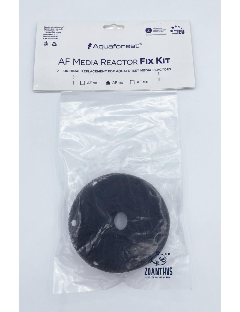 AQUAFOREST - AF media reactor fix kit - Mousse pour réacteur AF110 - 2 Pièces
