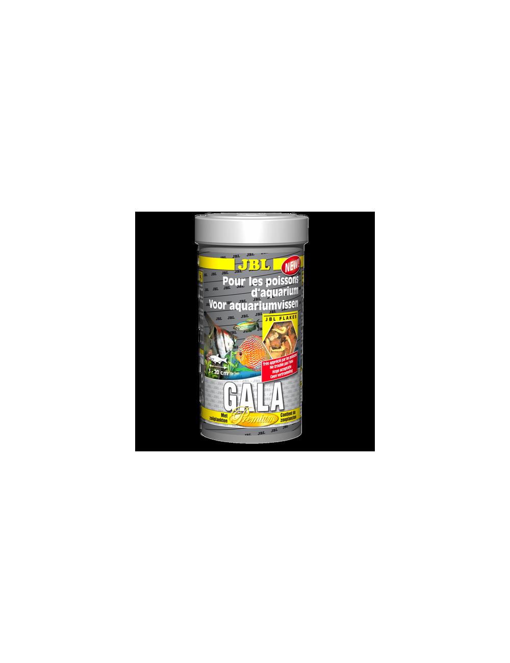 JBL - Gala - Aliment de base Premium pour poissons d'aquarium