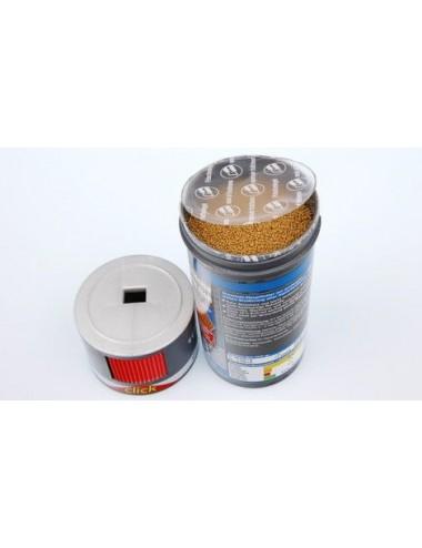 JBL - GoldPearls mini CLICK - 100 ml - Aliment de base Premium en granulés pour petits Voiles de Chine