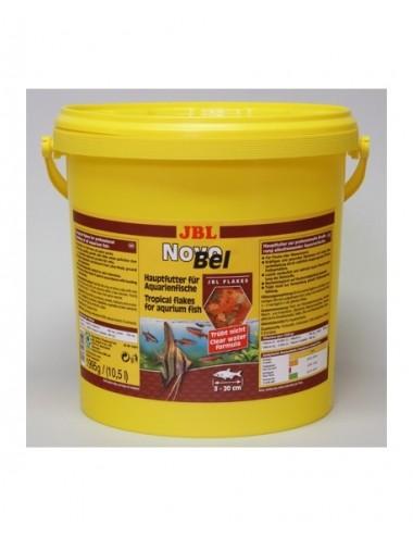 JBL - NovoBel - 10.5 L - Aliment de base en flocons pour tous poisson d'aquarium