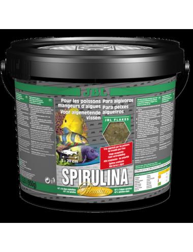 JBL - Spirulina - 5.5 L  - Nourriture Premium pour mangeurs d'algues