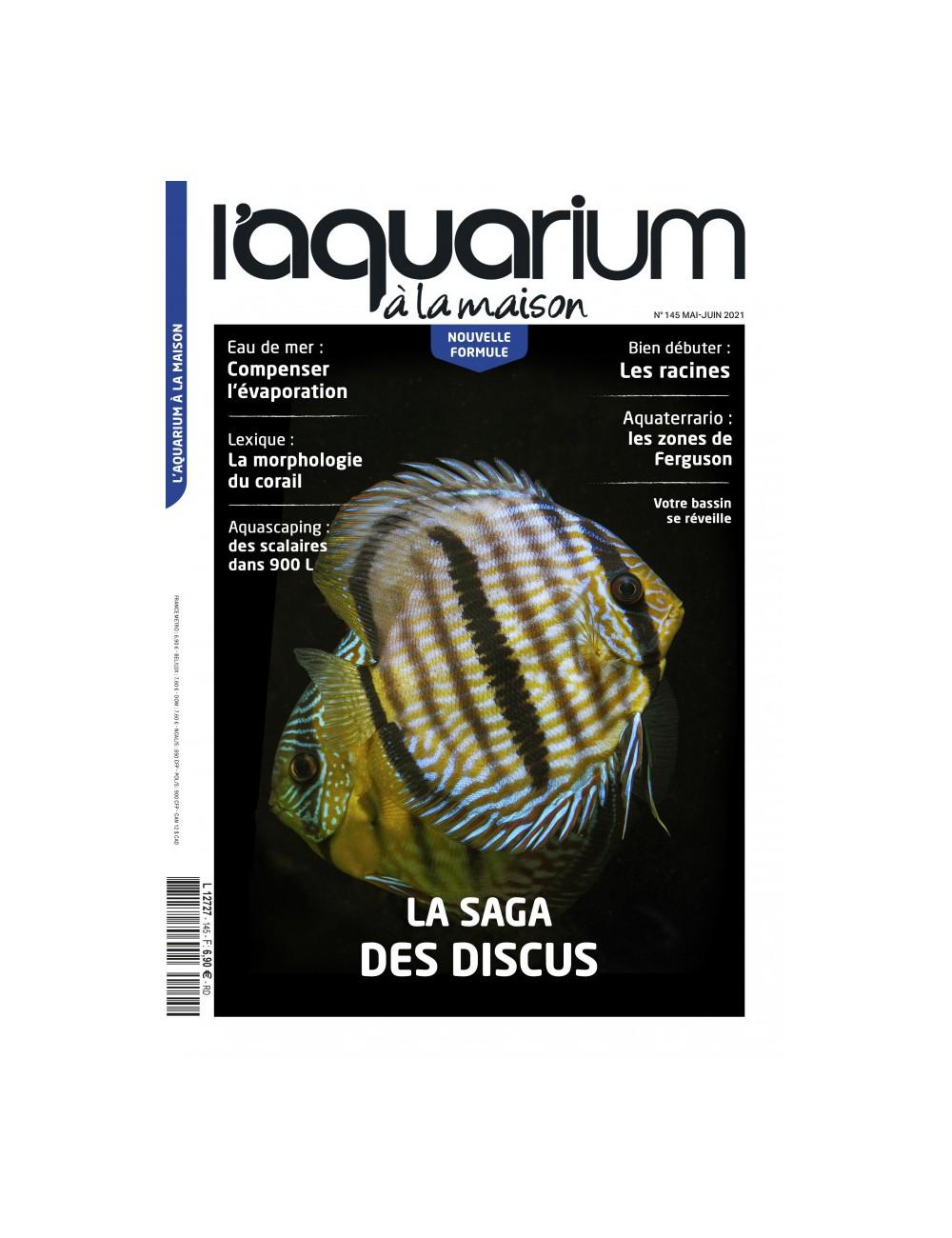 L'Aquarium à la maison - Numéro 145