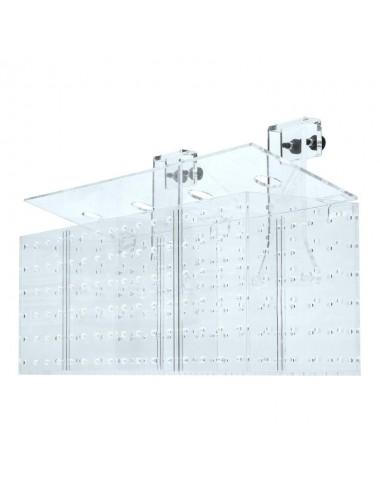 GROTECH - Akklimatisierungsbox - Boîte d'acclimatation - 3 chambres - Pour l'accrochage dans les aquariums