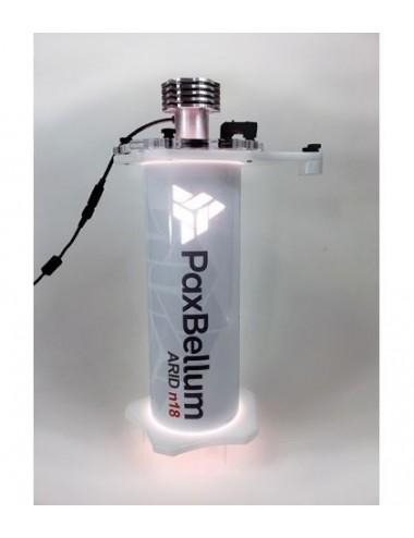 PAX Bellum - ARID N18 - Réacteur à algues