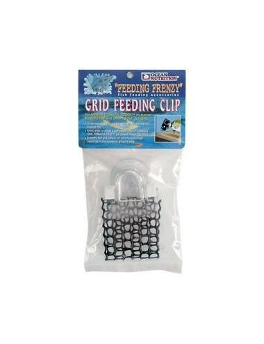 OCEAN NUTRITION - Grid Feeding Clip - Grille de nourrissage avec ventouse