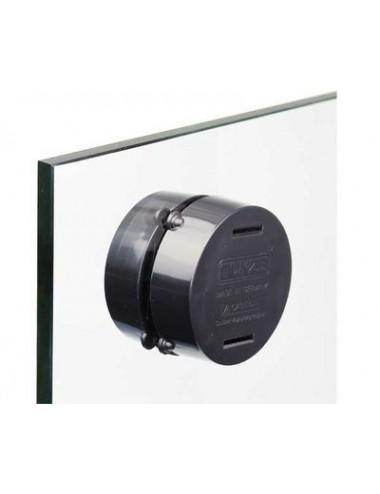 TUNZE - Magnet Holder 6025.500 - Fixation pour vitres jusqu'à 19 mm