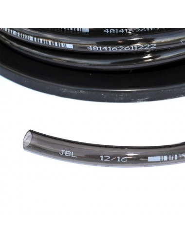 JBL - Tuyau gris 12/16 mm. Prix au mètre