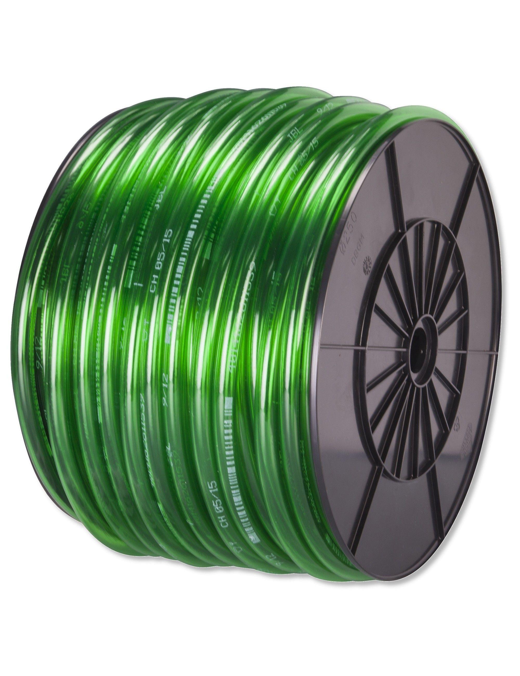 JBL - Tuyau vert 16/22 mm. Prix au mètre