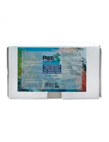 PREIS - Preis-Meersalz -  20kg Carton - Sel pour aquarium marin