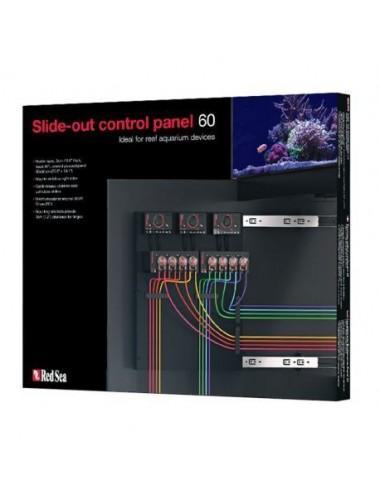 RED SEA - Panneau de contrôle coulissant 60 - 60x50 cm
