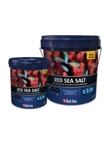 RED SEA - Sel Red Sea Salt - 7kg - 210 litres