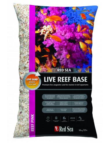 RED SEA -  Live Reef Base - Ocean White - 10 kilos