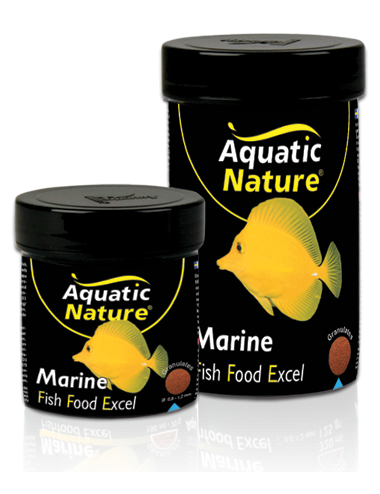 AQUATIC NATURE - Marine Fish Food Excel - 190ml