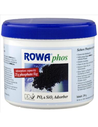 D&D H2Ocean - ROWAPhos 250ml - Anti phosphate eau douce et eau de mer