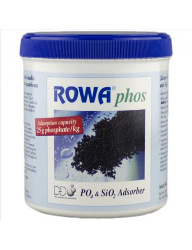 D&D H2Ocean - ROWAPhos 500ml - Anti phosphate eau douce et eau de mer