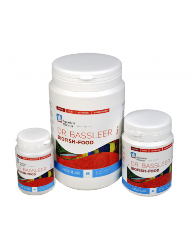 Dr. Bassleer BIOFISH FOOD Regular - 60gr - L