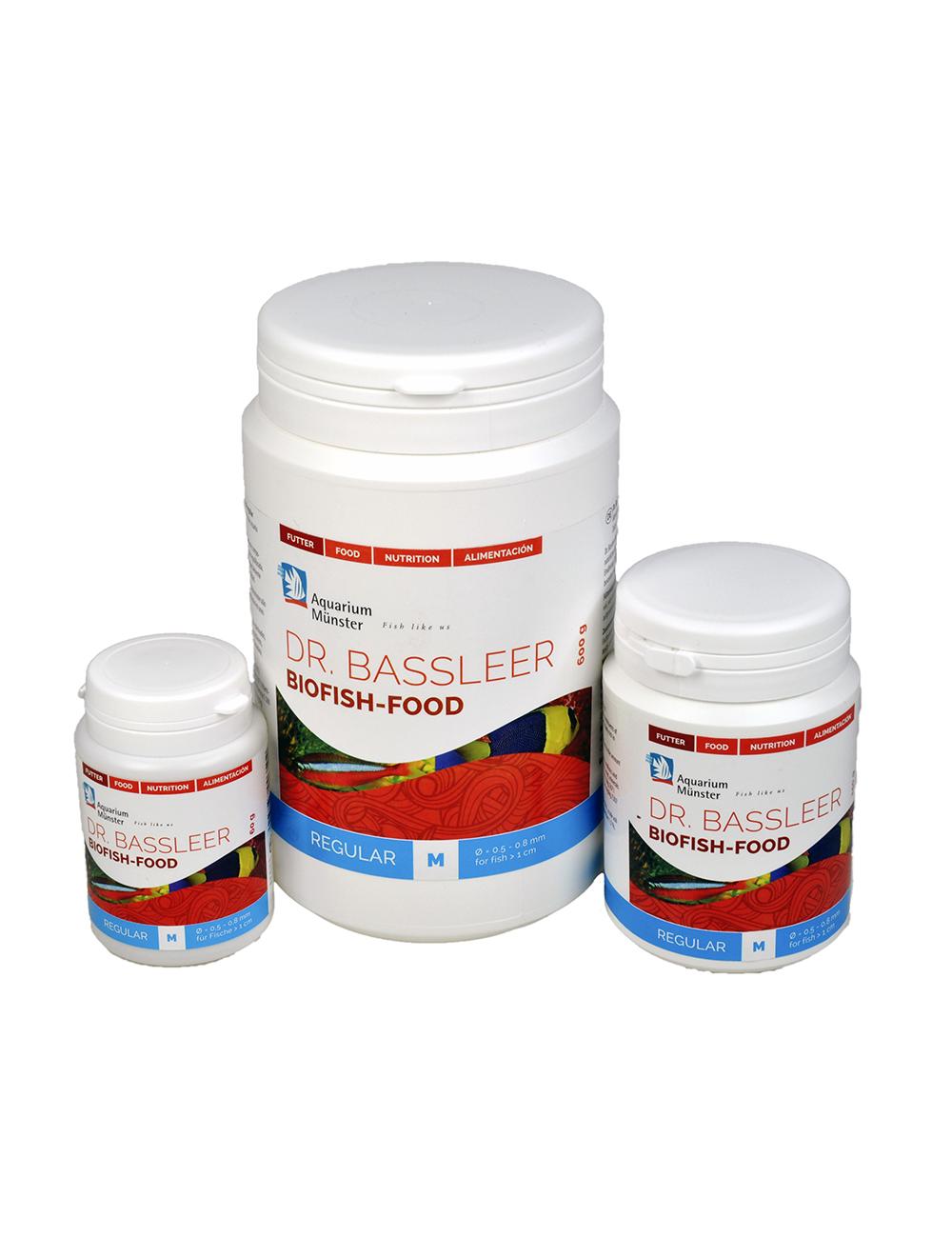 Dr. Bassleer BIOFISH FOOD Regular - 60gr - L