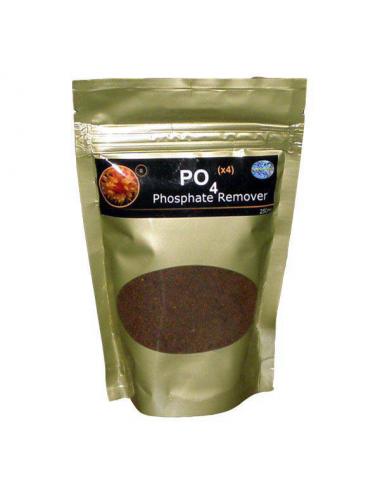Reef Interet - PO4x4 Phosphate Remover - Élimination des phosphates - 250ml