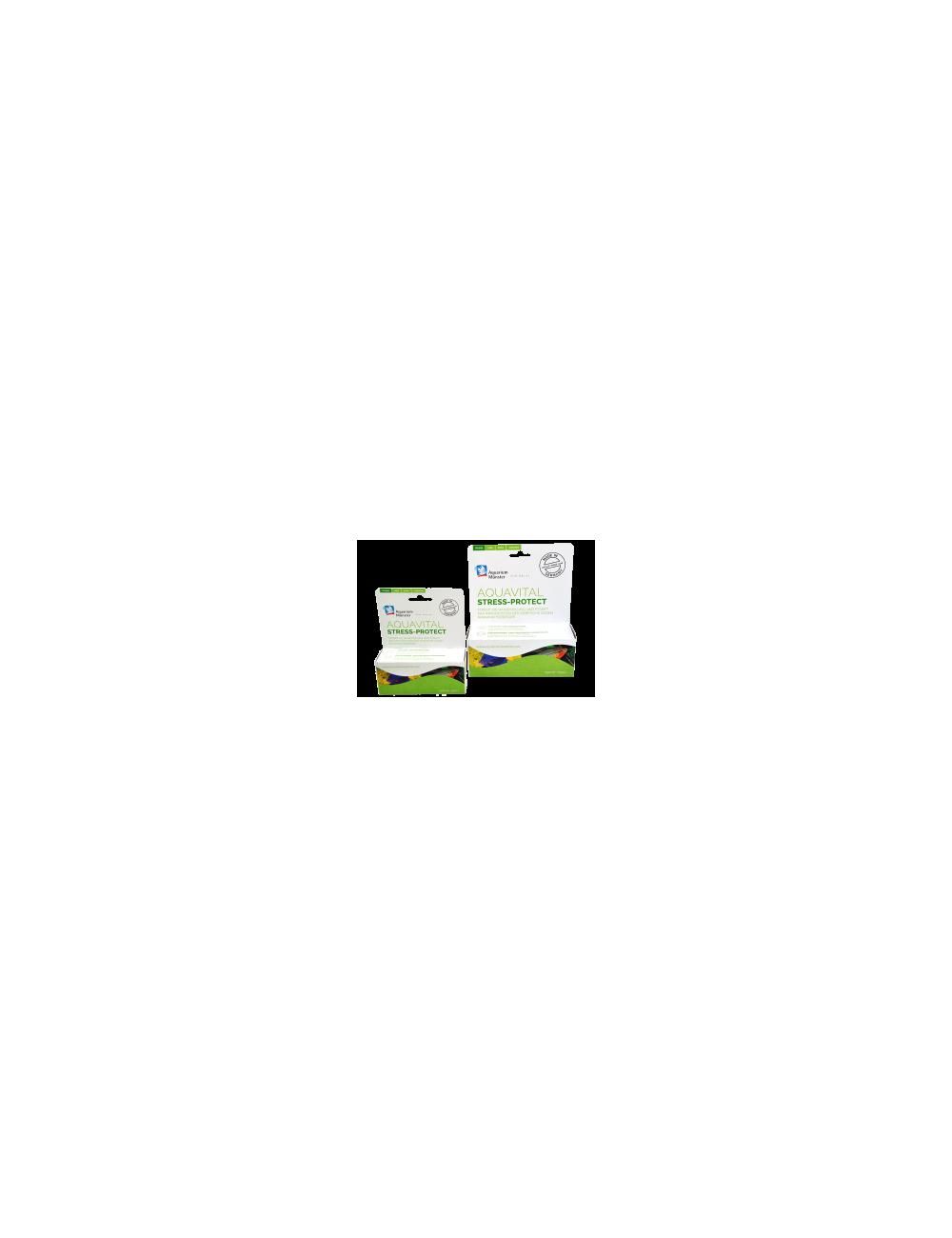 Aquarium Munster - Aquavital Stress-Protect - fortifiant pour poissons - 100 ml