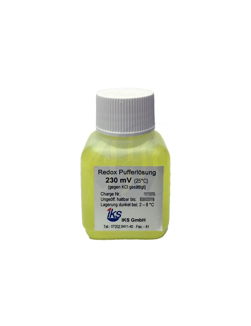 IKS - Solution de calibrage Redox 230 mV - 30ml