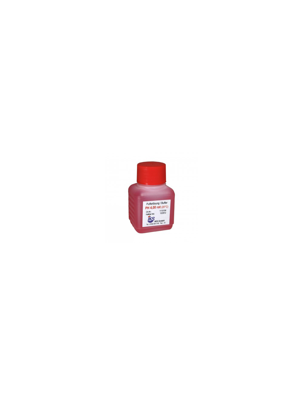 IKS - solution de calibrage ph 4.0