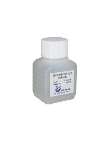 Solution de nettoyage pour électrodes pH et Redox.
