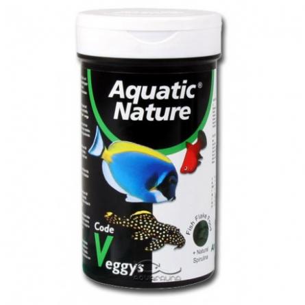 AQUATIC NATURE - Code Veggys Flake Food - nourriture pour poissons - 540ml