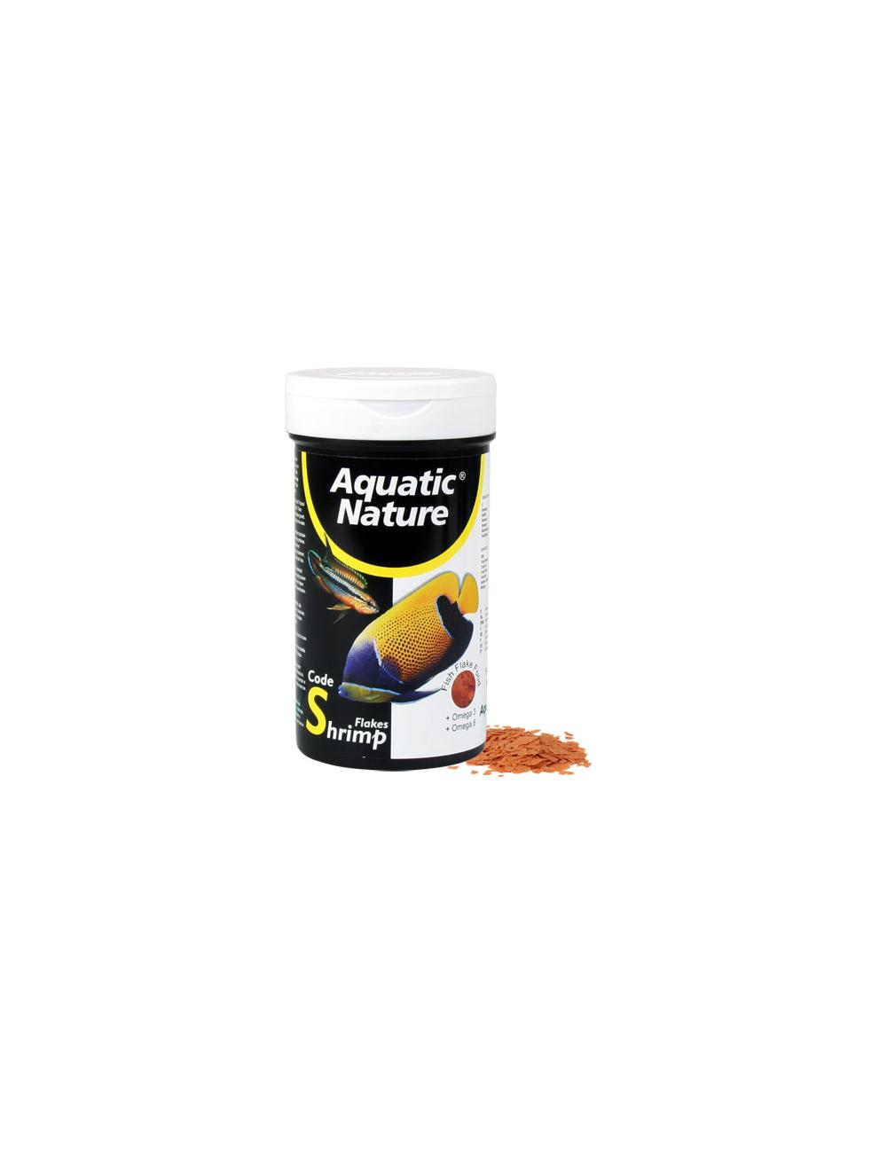 AQUATIC NATURE - Code Shrimp Flake Food - nourriture pour poissons - 540ml