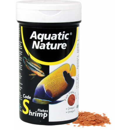 AQUATIC NATURE - Code Shrimp Flake Food - nourriture pour poissons - 540ml