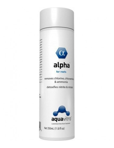 AQUAVITRO - Alpha - conditionneur d'eau concentré - 1L