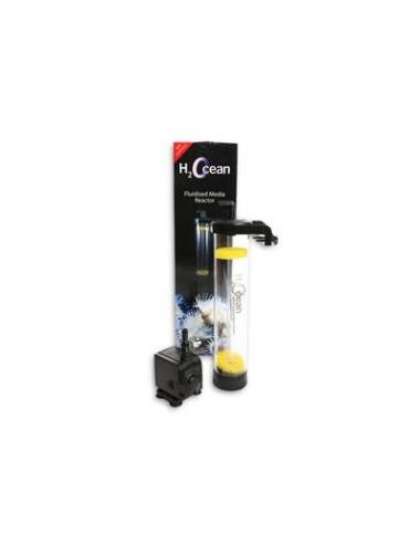 DD H2OCEAN - Filtre à lit Fluidisé FM R75 + pompe