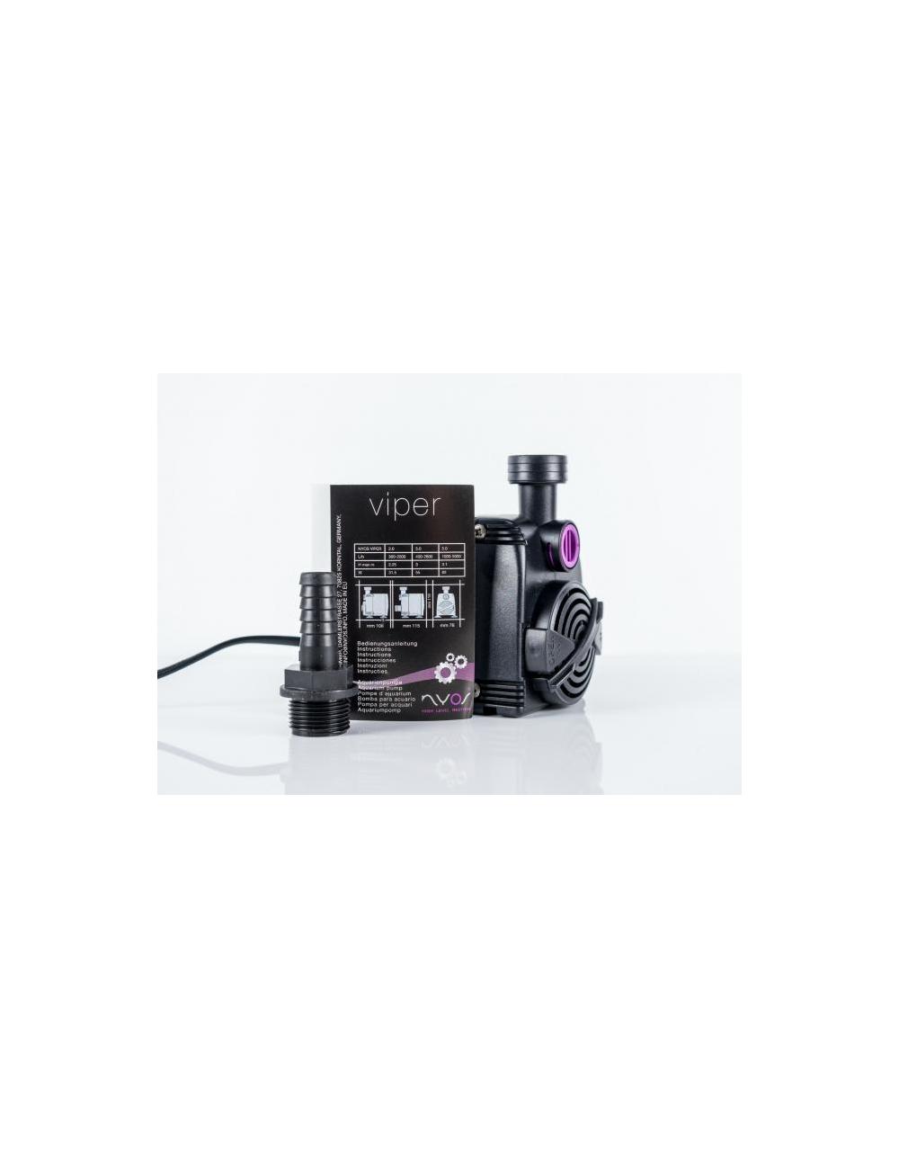 NYOS - Viper 5.0 - Pompe de remontée 5000 l/h