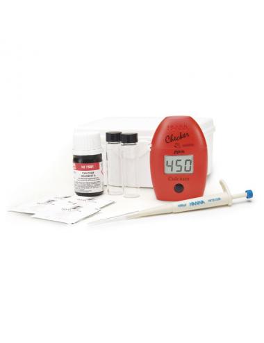 Hanna Instruments - Mini-photomètre Checker Calcium - Ca - HI758