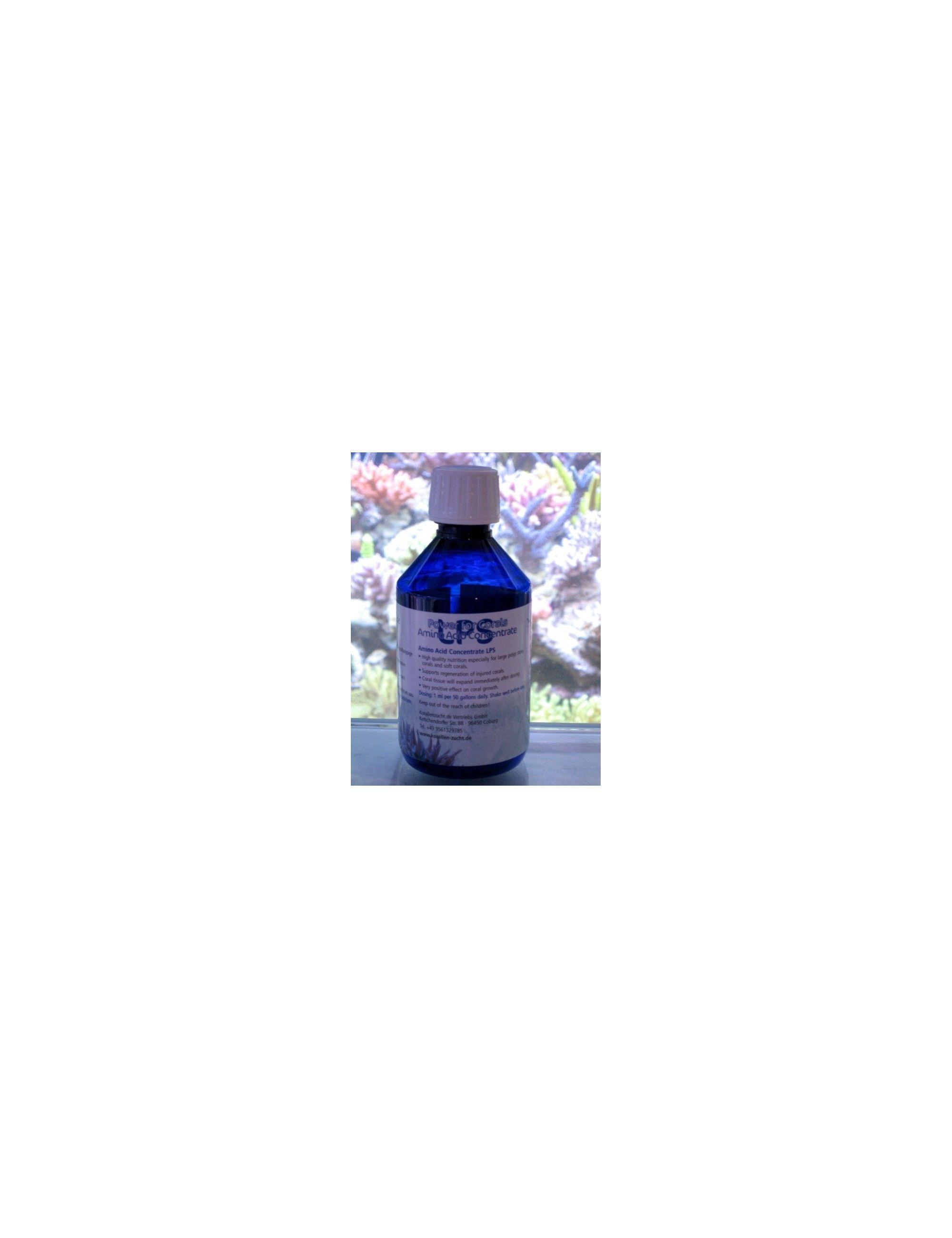 KORALLEN-ZUCHT Acides aminés LPS 250ml