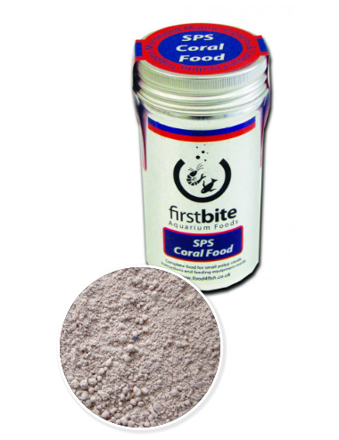 FIRST BITE - Recharge SPS Coral Food - Nourriture pour coraux - 15gr