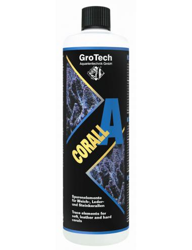 GROTECH - Corall A - 500ml - Oligo-éléments pour aquarium