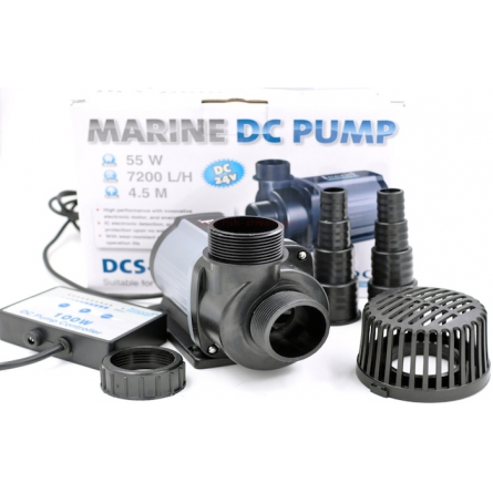 Un Coup De Pompe Definition: Pompe De Remontée JECOD DCS-4000 D'un Débit De 3000 à 4000 L/h