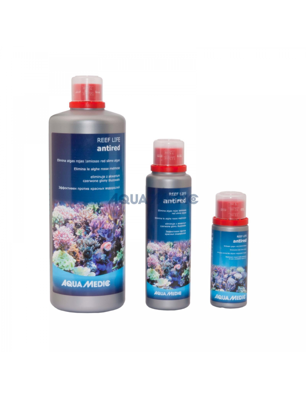 AQUA-MEDIC - REEF LIFE antired - 250 ml