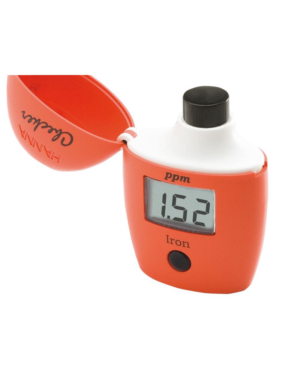 Hanna Instruments - Mini-photomètre Checker Fer - Fe - HI721