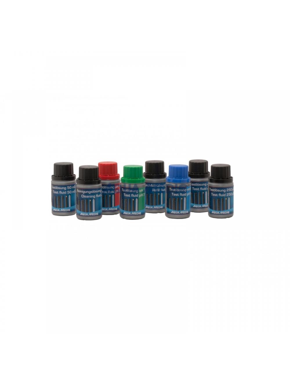 AQUA-MEDIC - KCL solution pour électrodes pH + mV - 60 ml