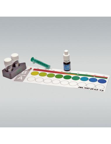 JBL - Test pH 6,0-7,6 - 80 mesures