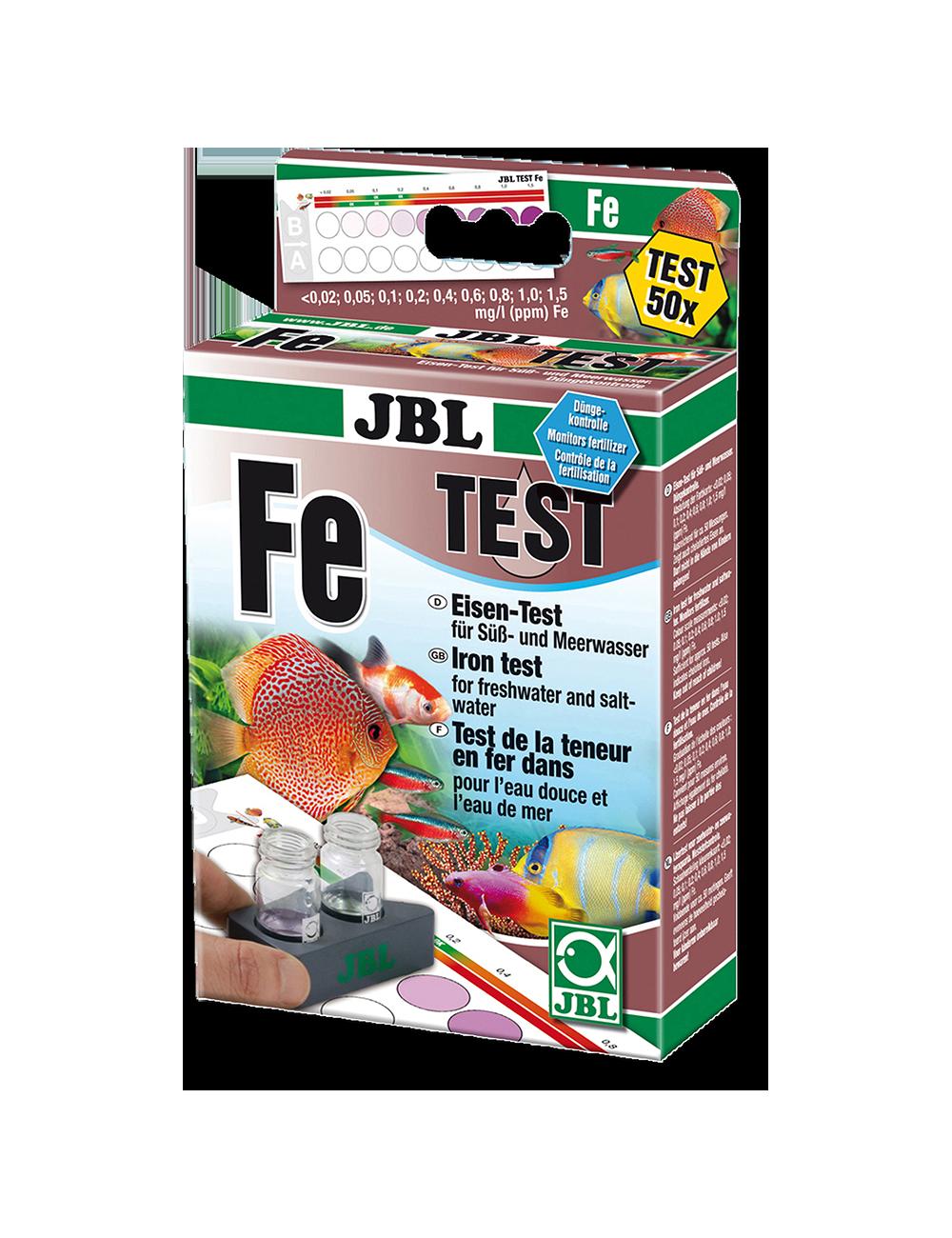 JBL - Test Fe Fer