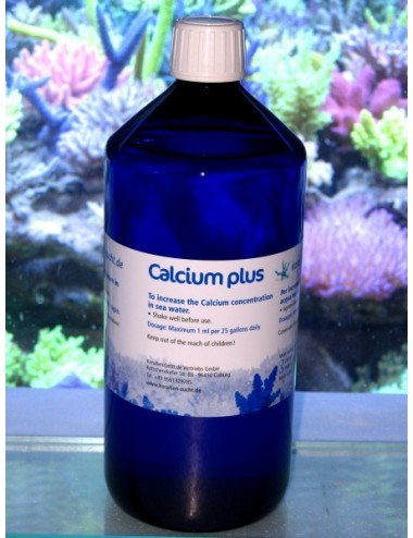 KORALLEN-ZUCHT Calcium Plus concentré 1L