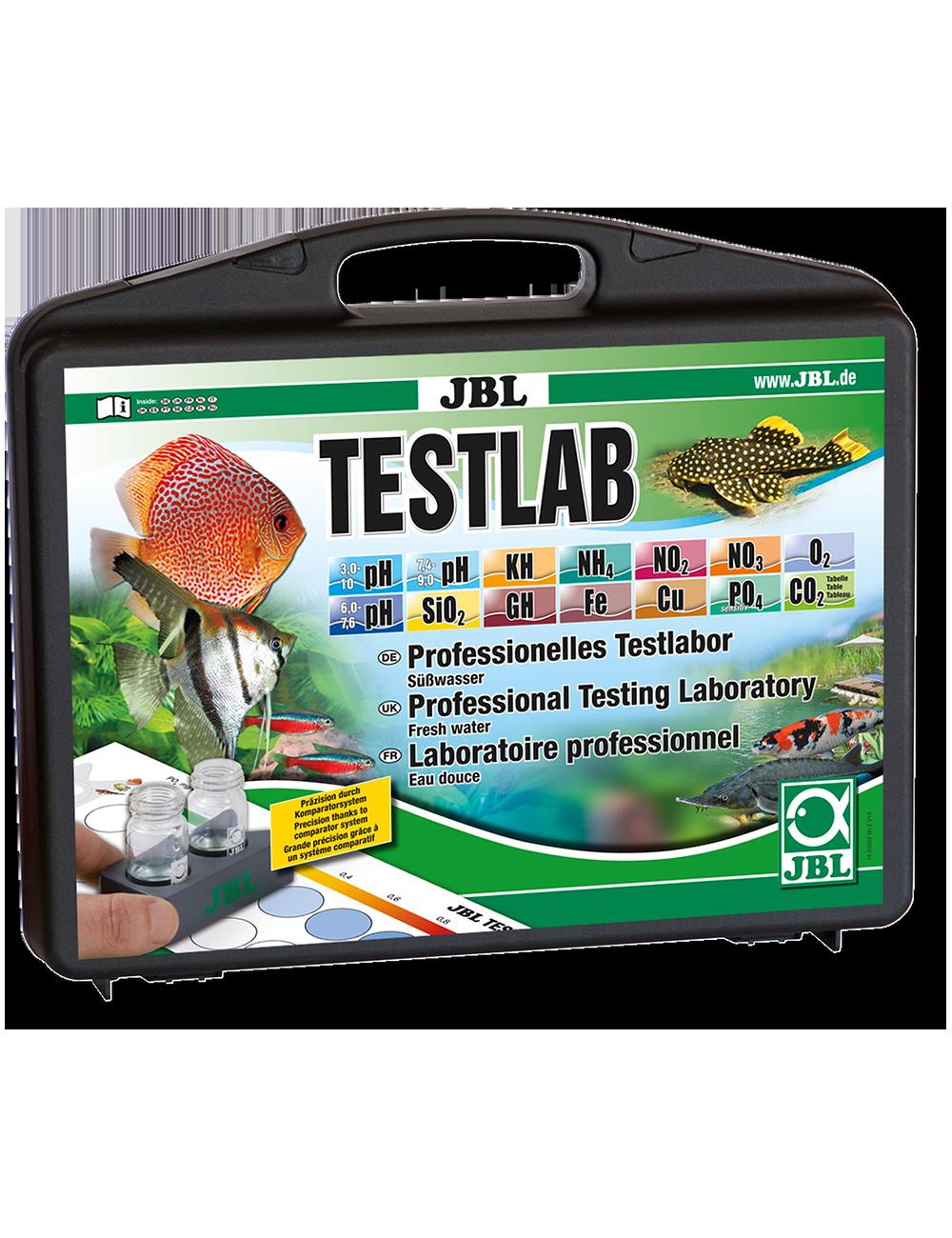 JBL - Malette TestLab Test