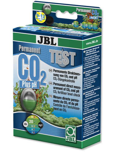 JBL - Test CO₂-pH-Permanent - Nouveau