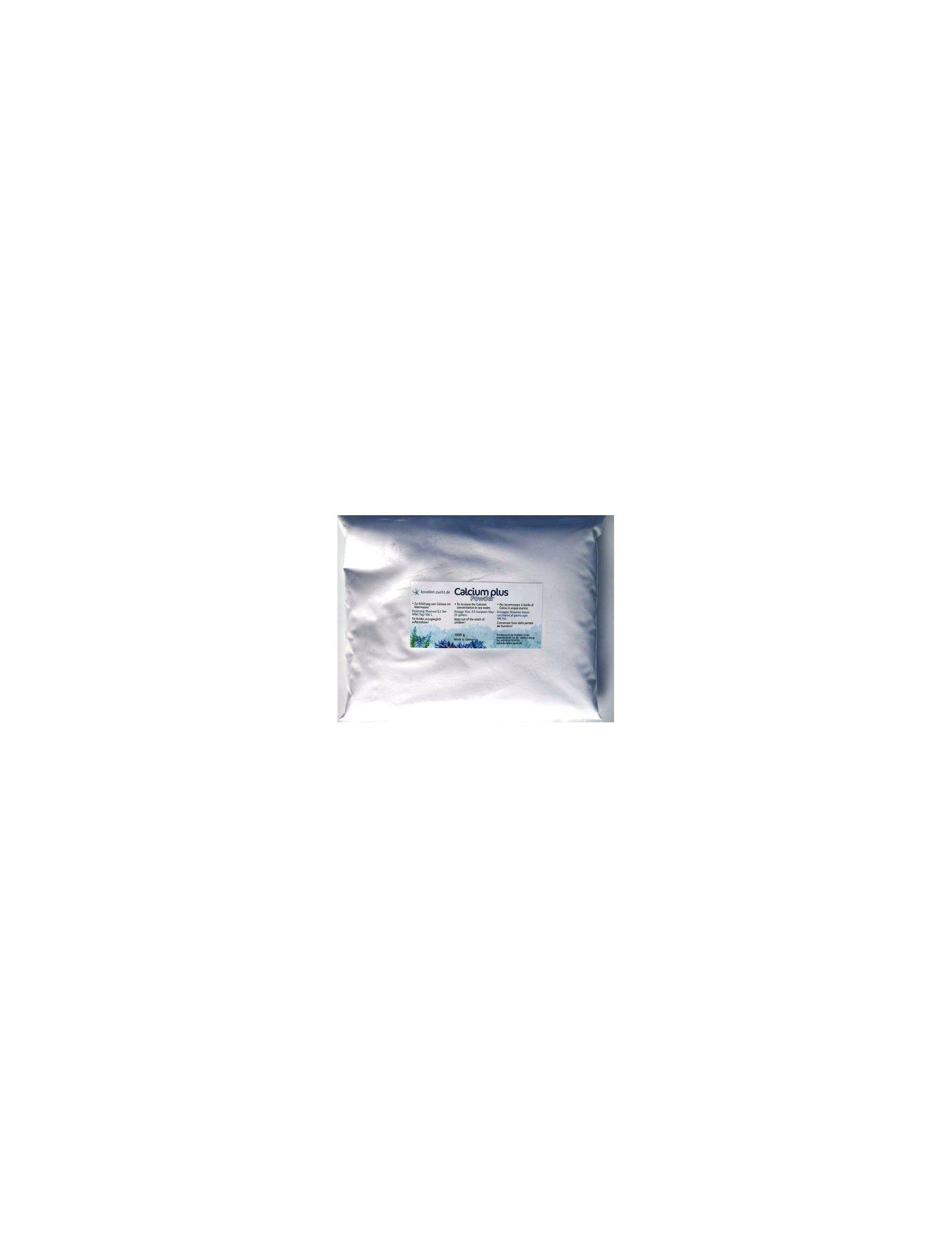 KORALLEN-ZUCHT Calcium Plus poudre 1Kg