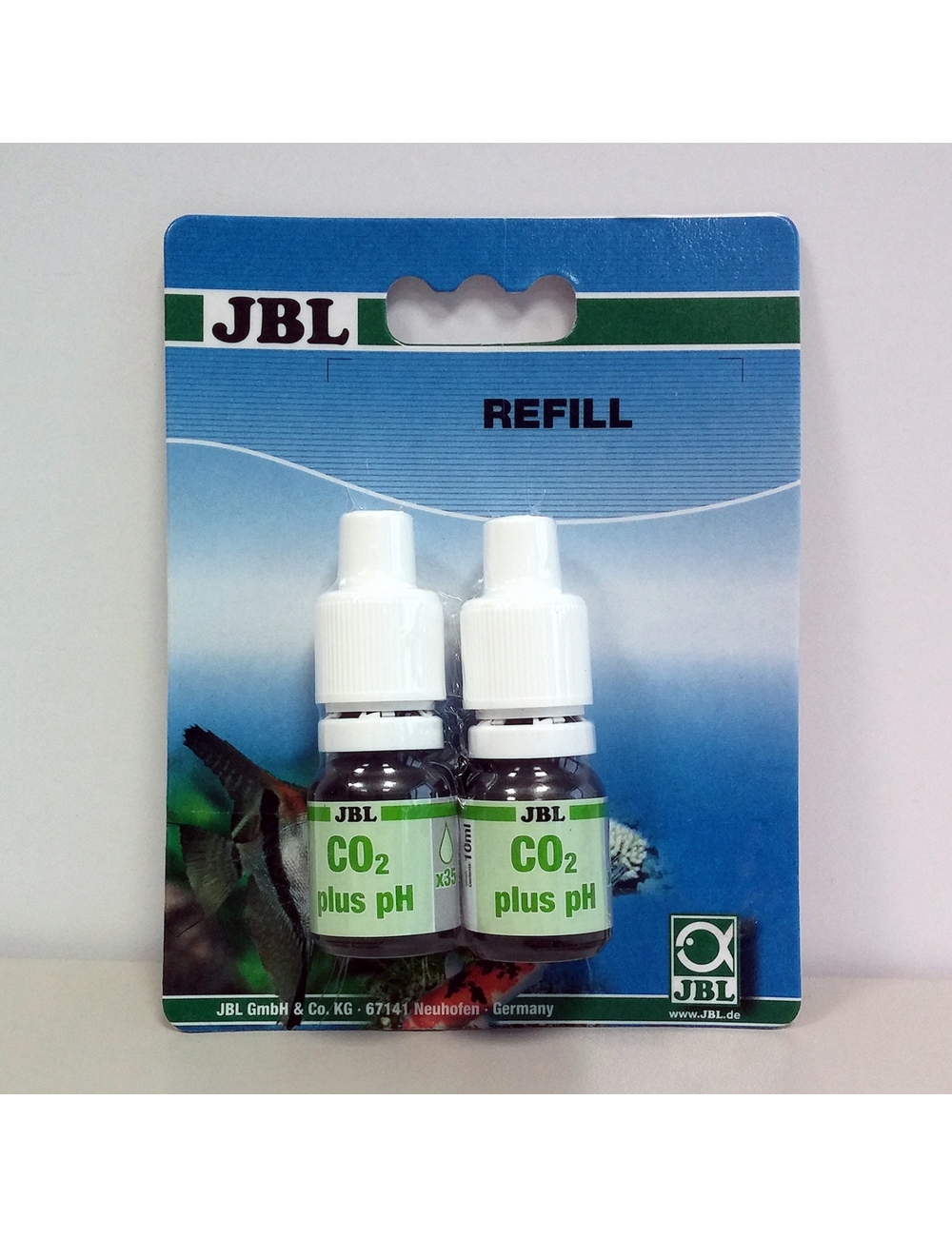 JBL - Test CO2-pH-Permanent - Recharge